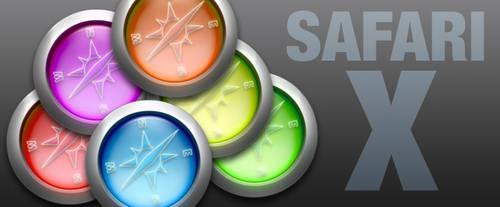 Safari X by harrunio
