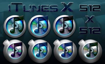 iTunes X by harrunio