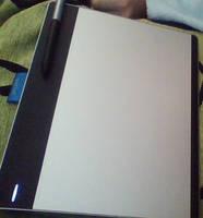 My tablet by aarikaM