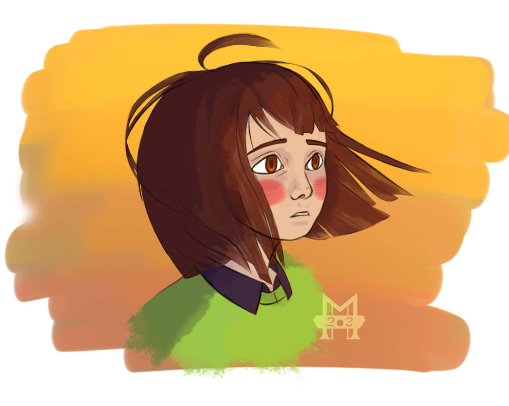 Chara - Sketches by aarikaM