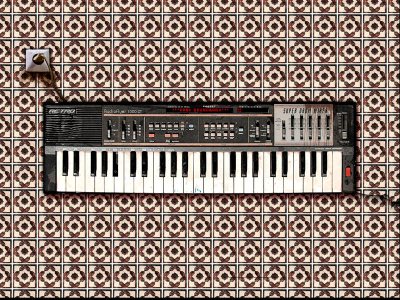 RF 1000XT Synth by SarmaiBalazs
