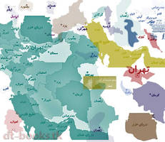 Iran Provinces Brushes
