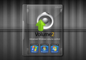 Volume2 is an advanced Windows volume control
