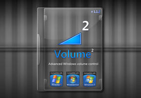 Volume2 - advanced Windows volume control by irzyxa