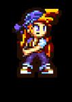 mari araya beta pixel art beta by blonemon