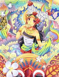 CE: Dream Of Dewata Island Bali by Skunkyfly