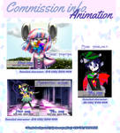 Commission info -Animation-