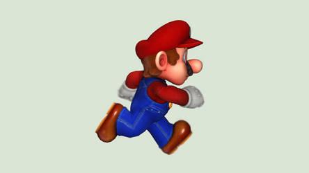 Mario Run Cycle 2.0