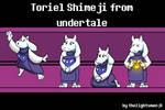 Toriel Shimeji