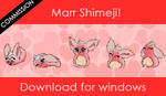 [Commission] Marr Shimeji