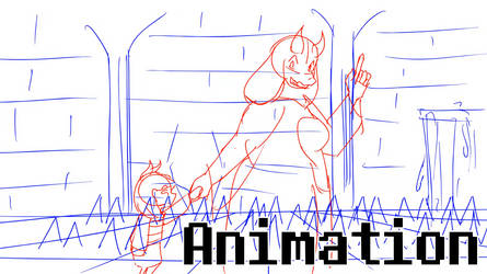 Call me mommy Animation wip 3 by Thelightsmen