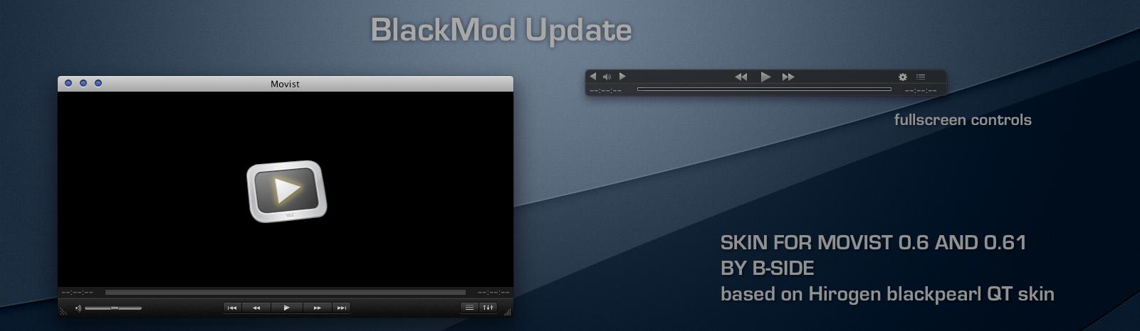 Movist BlackMod Update by dineinhell