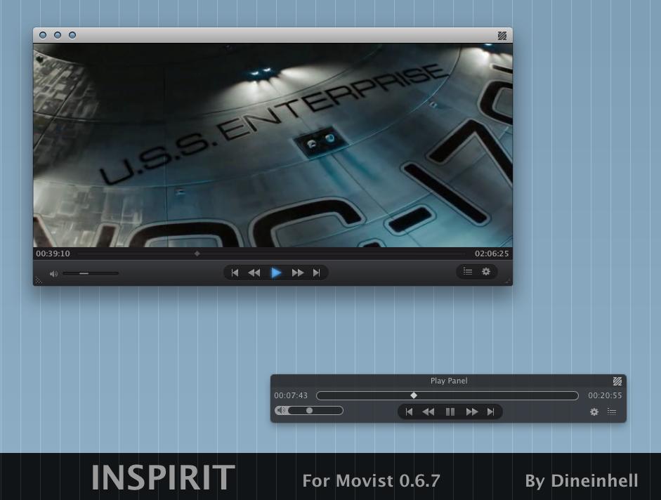 Movist 0.6.7 Inspirit by dineinhell