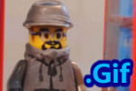 Thread Reaction .gif by FawfultheLEGO