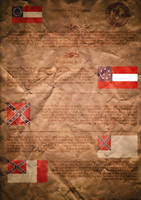 History of the Confederate Flag by HistoryBuf