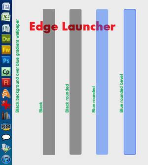 Edge Launcher