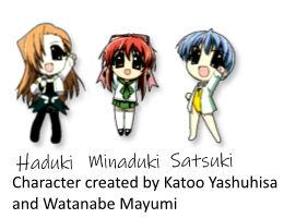 Anime Dancing Girls 1.0