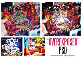 +Overexposed PSD. by MyLoveIsLikeaStar