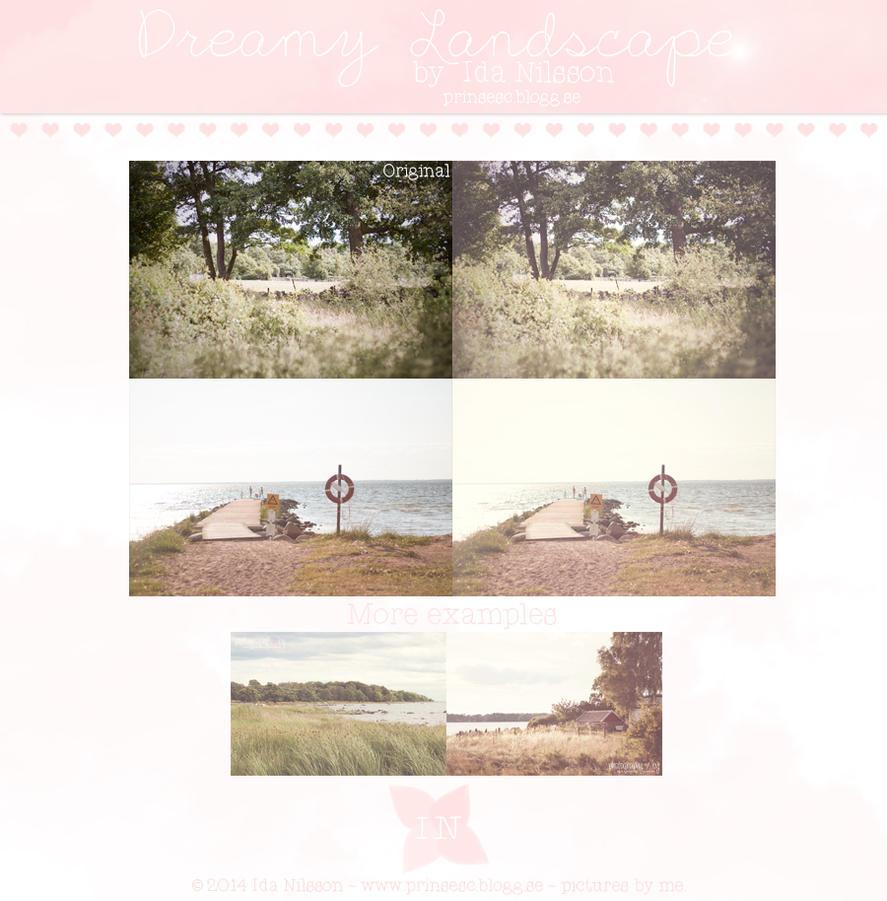 Dreamy Landscape by L0V3kalle