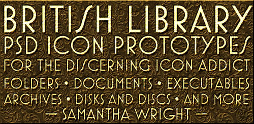 British Library Prototypes by Samantha-Wright