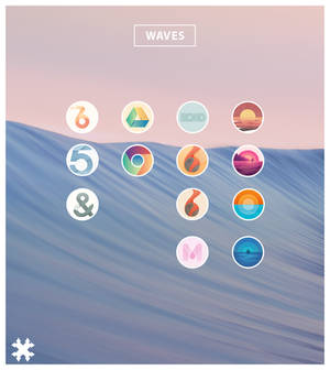 WAVES Icons