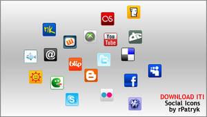 Social Icons Part I