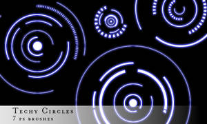 Techy Circles