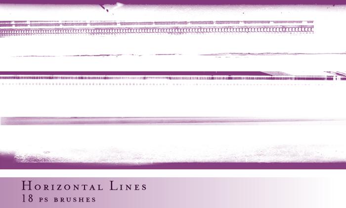 Horizontal Lines II