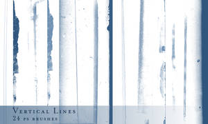Vertical Lines II