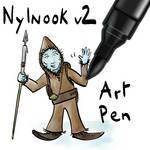 Nylnook Krita Brushes Presets Pack v2 Art Pen
