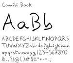 Comili, a Libre Comic Font