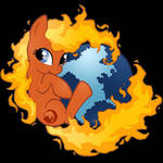 Mozilla Firefox Offical(ly recognized) Pony Icon