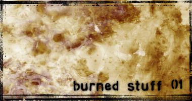 Burned Stuff 01 by sundel