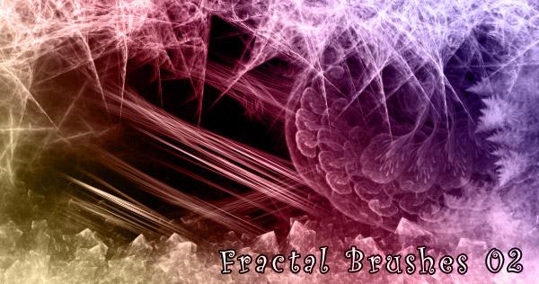 Fractal Brushes 02 by sundel