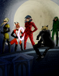 A New Miraculous Team