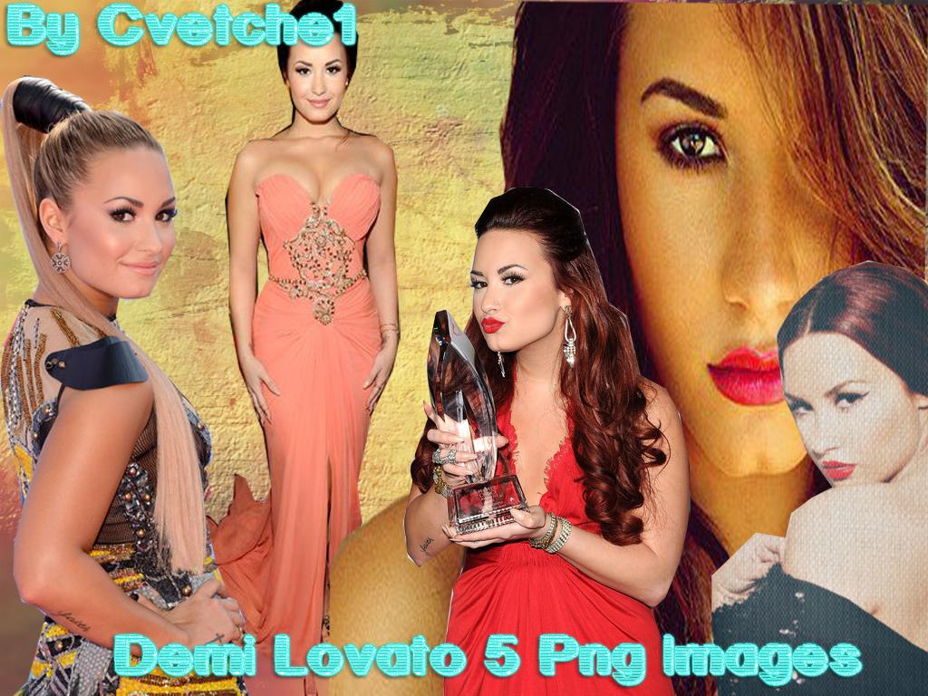 Demi Lovato PNG by Cvetche1