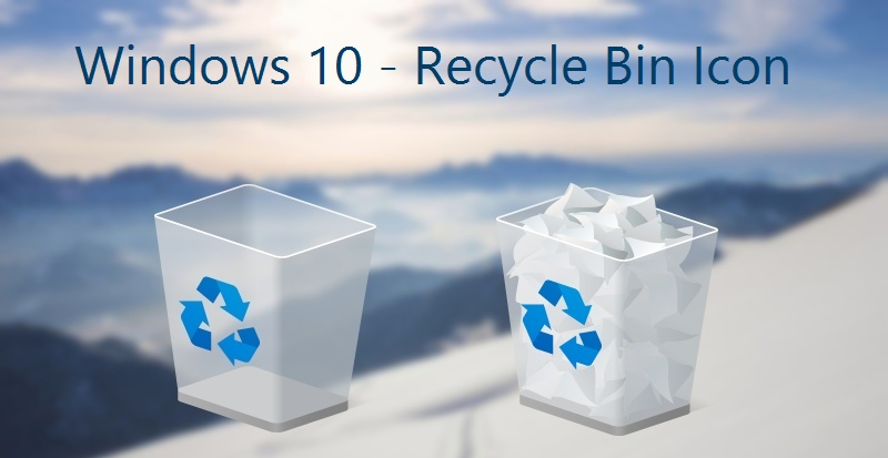 mac recycle bin icon download