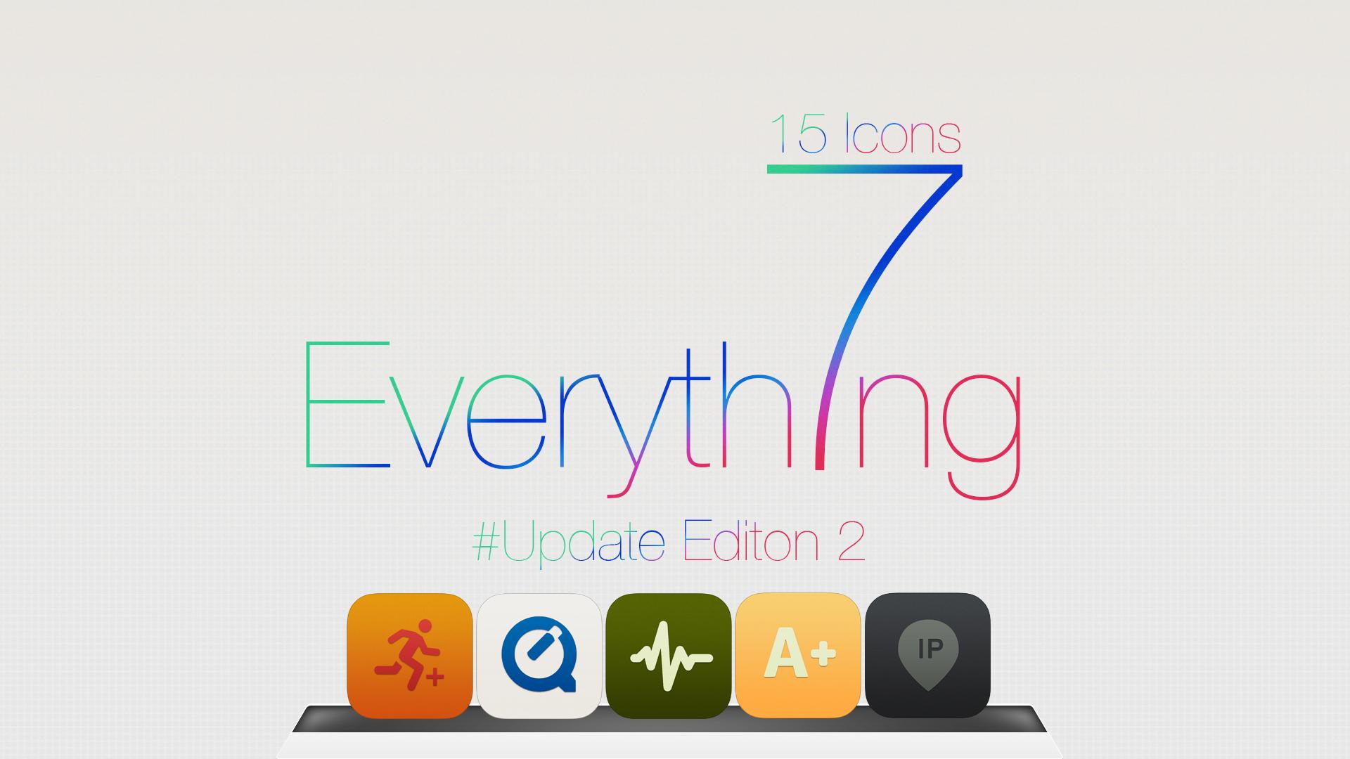 Update#2 iOS7 For Mac