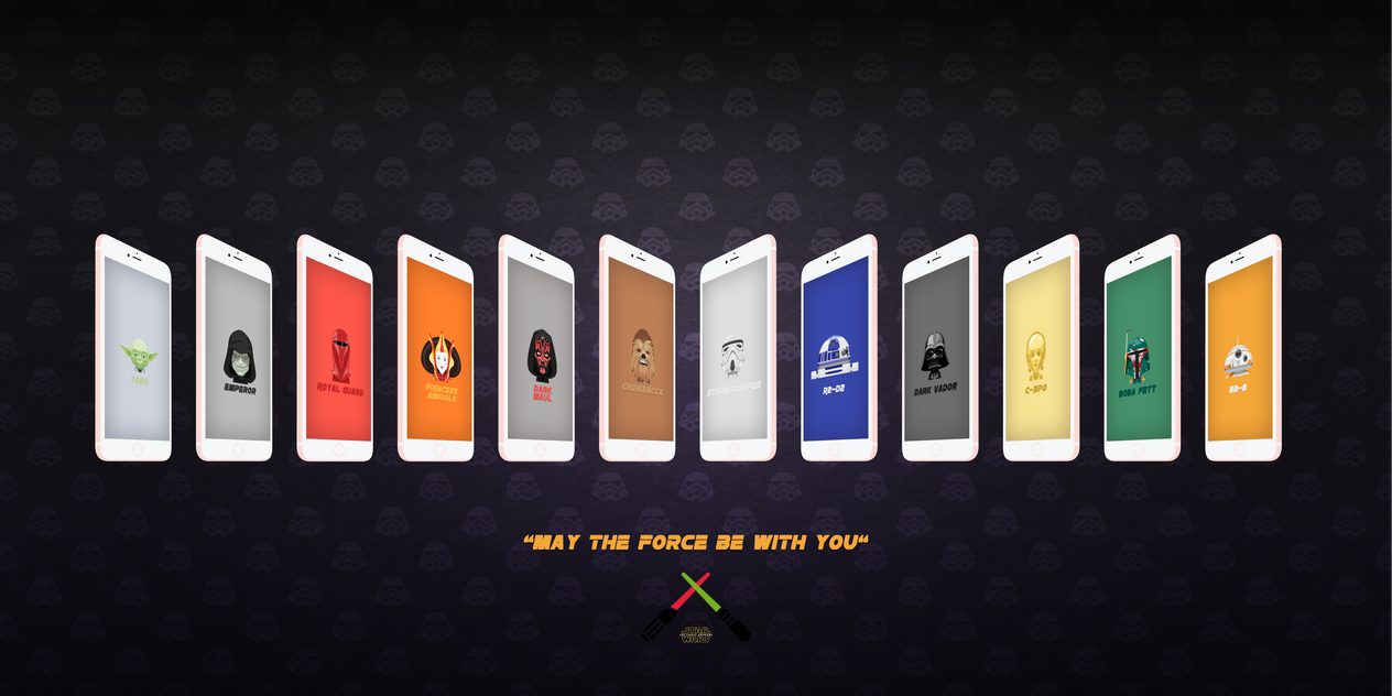 The Force Awakens (Version IPhone) By