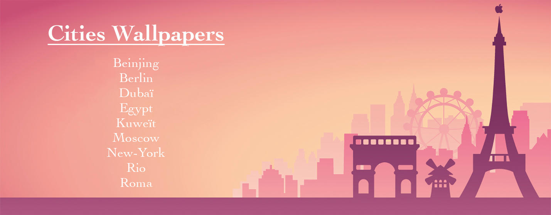 Cities Wallpapers by GrimlocK38