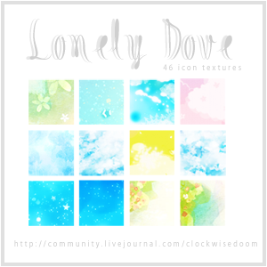 Icon textures set by jeanna-dennis