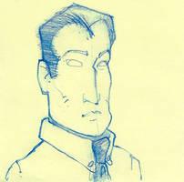 Mr. Man by qrowdad