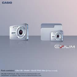 Casio Exilim pack