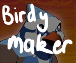 Make your own birdy by Hazelthedragoness