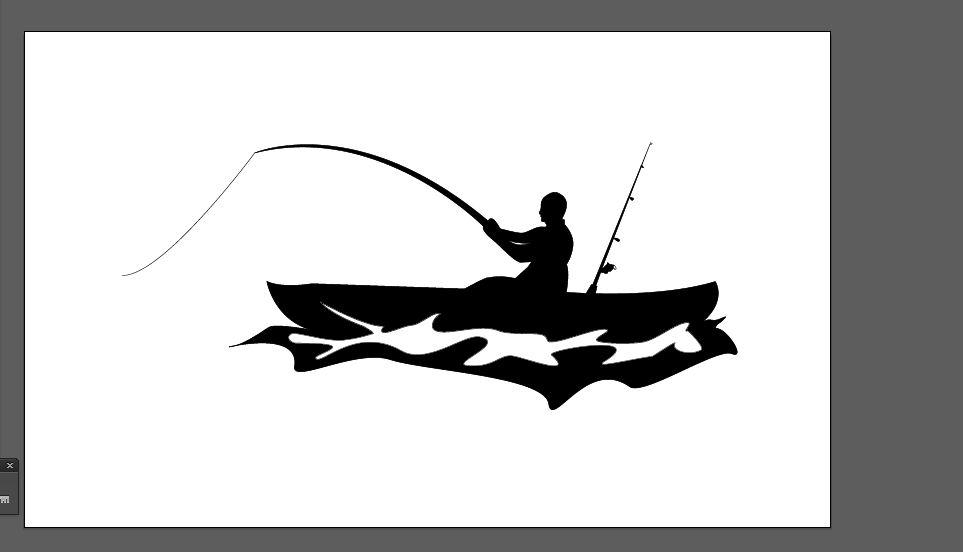 kayak fisherman vector by twiztidchevy on deviantart deviantart