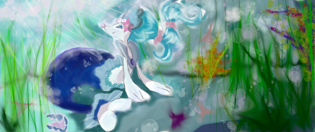 Primarina by Selenophy369