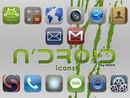 n'droid icons by kocco