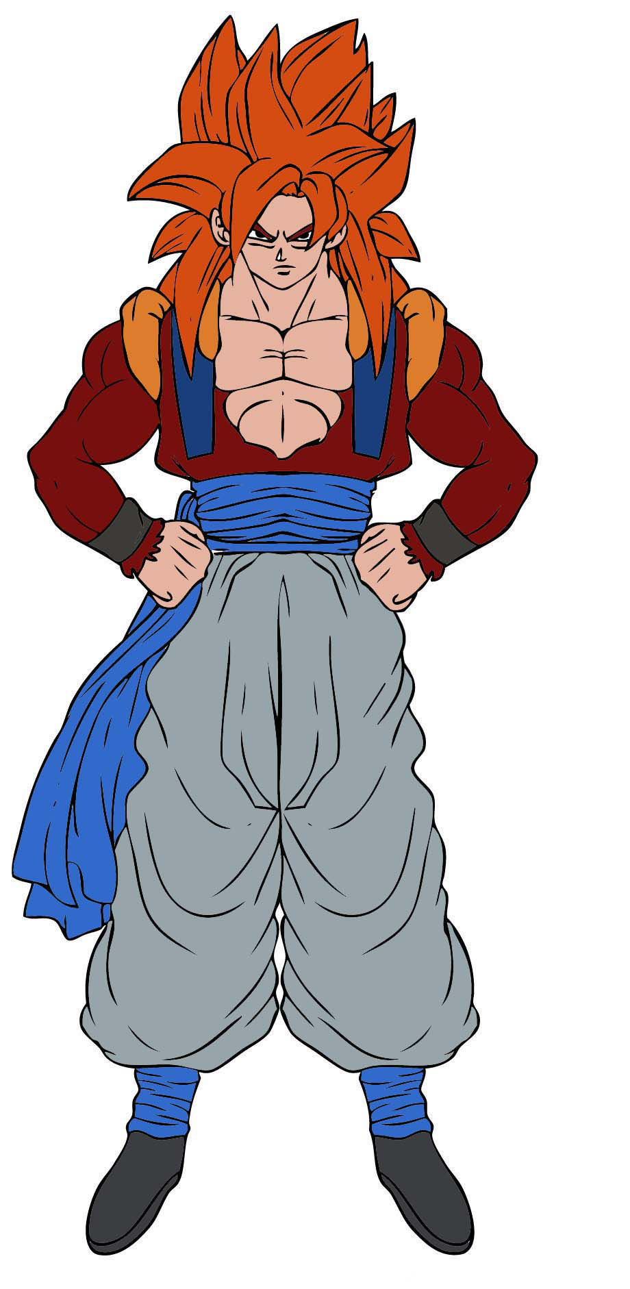 Dragon Ball Z Coloring Pages Goku By Fremkun On Deviantart