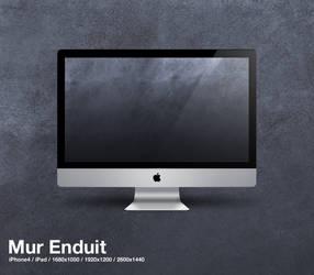 Mur Enduit by agoner