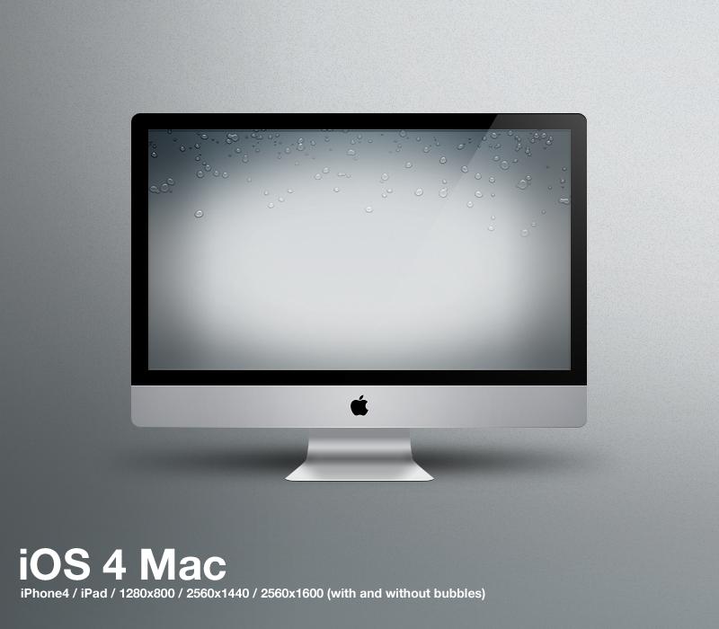 iOS 4Mac by agoner